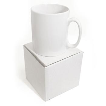 Mug comes with white gift box